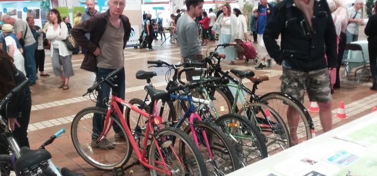 Bourse aux vélo à Cannes