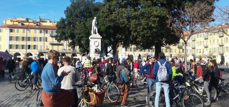 Réussite de la première Vélo Parade