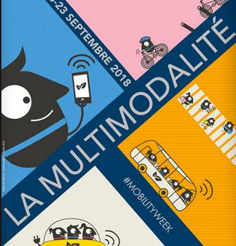 Semaine de la mobilité à Cannes 23 septembre 2018